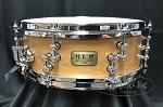 Tama Snare Drum S.L.P. Series 5x14 Vintage Hickory Shell w/ Offset Tube Lugs