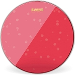 Evans Hydraulic Red 2 Ply Bass Drum Head