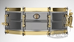 Ludwig Snare Drum 5x14 Black Beauty 110th Anniversary 8-Lug w/ Bag