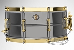 Ludwig Snare Drum 6.5x14 Black Beauty 110th Anniversary 8-Lug w/ Bag