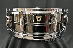 Ludwig Snare Drum USA 5x14 Supraphonic Black Beauty Black Nickel over Brass Smooth Shell - 8 Lug