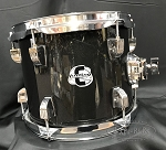 Ludwig Element Evolution 8x10 Add On Tom in Black Sparkle Wrap - BRAND NEW IN BOX!!