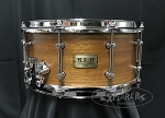 Tama Snare Drum S.L.P. 6.5x14 Spotted Gum Shell in Satin Natural
