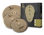 Zildjian L80 Low Volume LV348 Practice Cymbal Box Set
