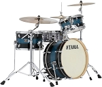 Tama Drum Set Superstar Classic Neo-Mod 3 Piece Maple Shell Pack in Mod Blue Duco