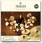 Sabian Paragon Neil Peart Effects 3 Piece Cymbal Set