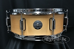 PDP Snare Drum Spectrum 5.5x14 Maple / Poplar Shell in Natural Matte Lacquer