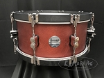 PDP Snare Drum 6.5x14 Concept Maple Classic Shell in Ox Blood Stain w/ Ebony Wood Hoops
