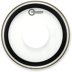 Aquarian Performance II Clear Double Ply Drum Head w/ Power Dot