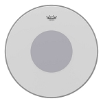 Remo Powerstroke 3 Coated Bass Batter & Resonant Drum Head w/ Black Dot