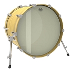 Remo Powerstroke P3 Felt Tone Hazy Bass Drum Head