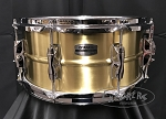 Yamaha Snare Drum Recording Custom 6.5x13 Brass 1.2mm Shell - Open Box Special