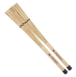 Meinl Multi-Rod Bamboo Brush Pair