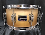 Odery Snare Drum Eyedentity 6.5x12 North American Maple Shell in Acabamento Imbuia Fade