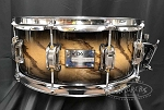 Odery Snare Drum Eyedentity 6x14 All Birch Shell in Tiger Black Burst
