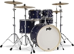 DW PDP Drum Set Spectrum Series 5 Piece Maple/Poplar Shell Pack - 22,10,12,16 & 5.5x14