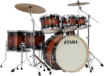 Tama Drum Set SuperStar Classic Maple 7 Piece Shell Pack