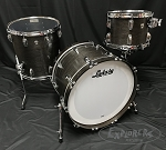 Ludwig Drum Set USA Oak Series FAB 3 Piece Shell Pack in Smoke Finish