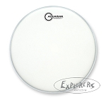 Aquarian Performance II White Texture Coated Bonded Double Ply Drum Head