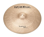Istanbul Agop Traditional Series Dark Crash Cymbal