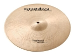 Istanbul Agop Traditional Medium Hi Hat Cymbal Pair