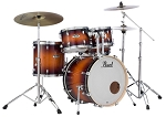 Pearl Export Lacquer Fusion Sized Drum Set