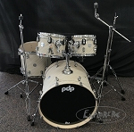 PDP Drum Set Concept Series Maple 5 Piece Shell Pack in Twisted Ivory