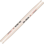 Vic Firth American Classic 5B Hickory PureGrit Drum Sticks - 12 Pack - Full Brick