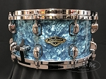 Tama Snare Drum Starclassic 6.5x14 Walnut/Birch Shell in Turquoise Pearl