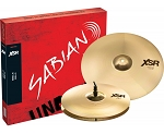 Sabian XSR Series First Pack Cymbal Box Set - 14