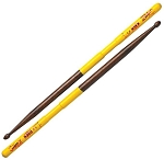 Zildjian Trilok Gurtu Signature Rock Drum Sticks - Wood Tip