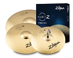 Zildjian Planet Z 4 Piece Complete Pack Cymbal Set