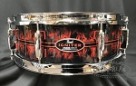 Pearl Snare Drum Igniter Series 5x14 Casey Cooper Maple/Poplar 6 Ply Shell