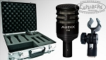 Audix D6 Bass Drum Mic w/ Hard Shell Case