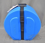 Humes & Berg 6.5x14 Enduro Snare Drum Hard Shell Case - Blue