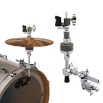 DW Bass Drum Hi Hat Mount Clamp
