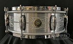 Gretsch Snare Drum USA 5x14 135th Anniversary Commemorative Solid Aluminum Shell