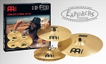 Meinl HCS 4 Piece Complete Cymbal Set - 14
