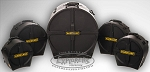 Tama HARDCASE 5 Piece Rock 1 Hard Shell Drum Case Set
