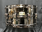 Tama Snare Drum Limited Edition 8x15 Big Black Steel
