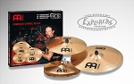 Meinl MCS 4 Piece Complete Cymbal Set