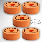 Orange Chromatics Cympad 5 Pack