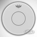 Remo Powerstroke 77 Coated Clear Dot Snare Batter Drum Head