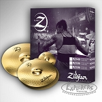 Zildjian Planet Z 3 Piece Cymbal Set - 14