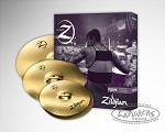 Zildjian Planet Z 4 Piece Cymbal Set - 14