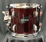 Ludwig Accent CS Combo 8x10 Add On Tom w/ Arm - Red