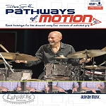 Steve Smith Pathways Of Motion - Book W/ DVD