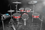 Alesis STRIKE Zone Series 8-Piece Electronic Drum Set