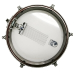 "Toca Percussion 10"" Auxiliary Snare Drum w/ Mount For 3/8 Accessory Post"