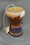 Terre Thunder Djembe - Painted (Donner WahWah)